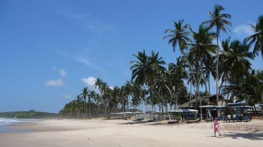 Tills Beach, Kokrobite, Ghana, 2007